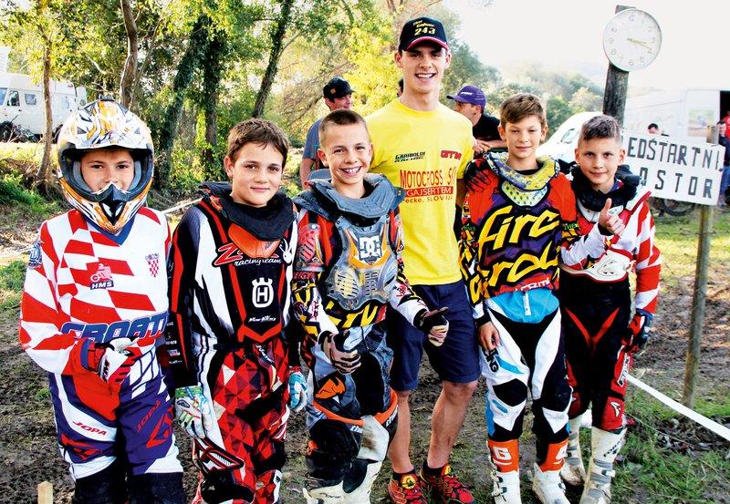 Tim Gajser, motokros