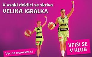 Košarka za dekleta