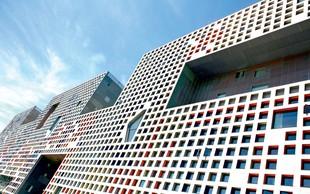 Kje so najboljše šole za arhitekturo?
