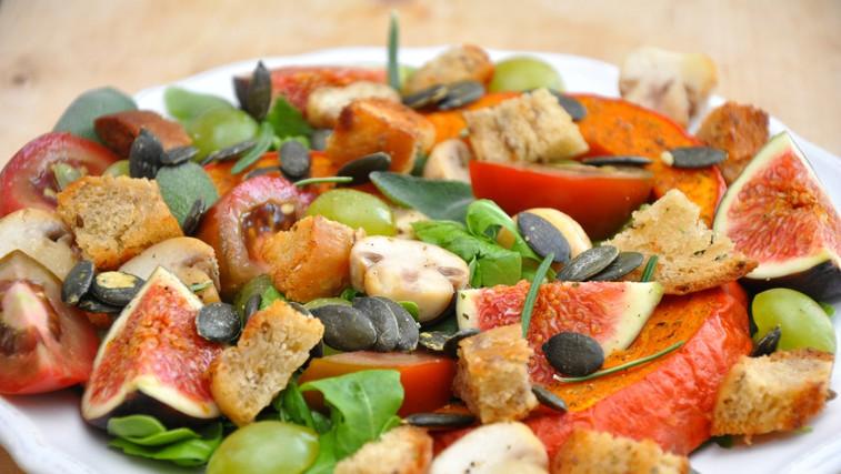 Recepti: Jesenske solate malo drugače (foto: Shutterstock.com)