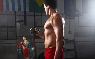 Slaba drža kvari treninge