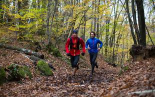 Ne dopustite, da vas hladnejši meseci odvrnejo od tekaških aktivnosti!