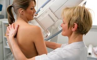 Mamografija: ja ali ne?