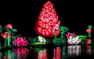 Festival luči na Kitajskem