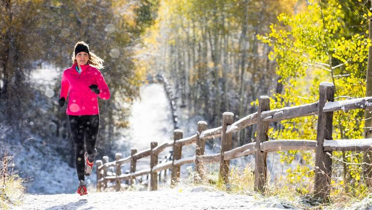 Program zimskih vadb (foto: Profimedia)