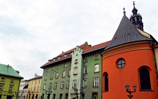 Krakov - mesto polno kulture