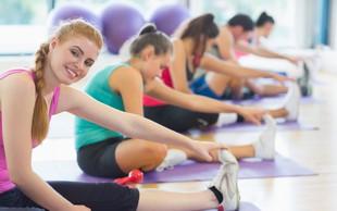 Telo za svoje delovanje potrebuje gibanje in počitek
