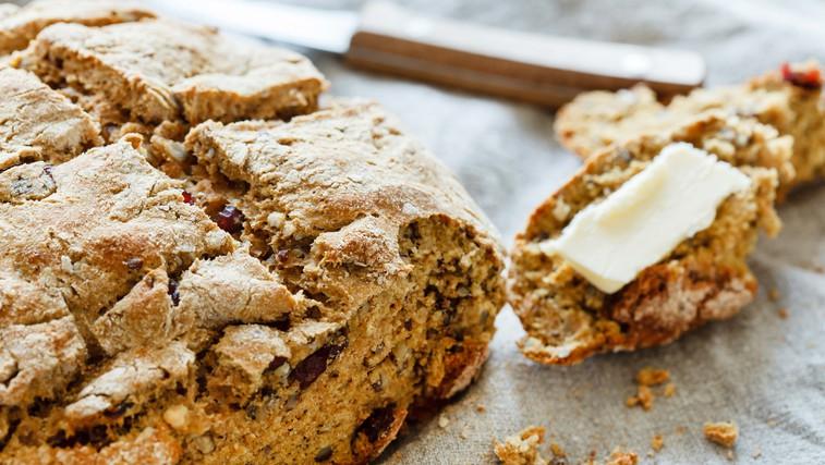 Recept: Pravi polnozrnati kruh (foto: Shutterstock.com)