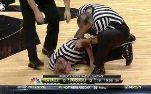 Video: Ni lahko (ali varno) biti športni sodnik