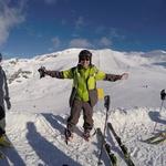Največ snega imajo trenutno na Mölltalu (foto: Dejan Burja)