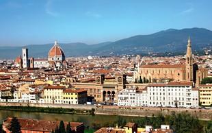 Firence - mesto, kjer znamenitosti ne zmanjka