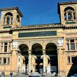 Glavna mestna knjižnica (foto: Tina Lucu)