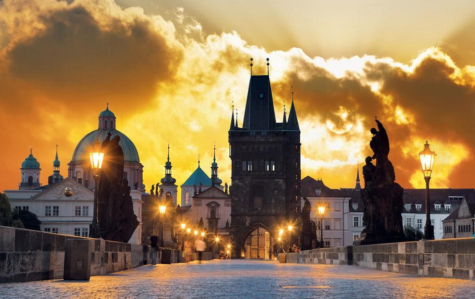 Zlata Praga - veličastni kraj (foto: fotolia)