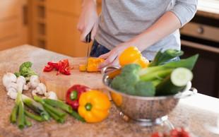 Mit ali resnica: Če bomo jedli več sadja in zelenjave, bomo izgubili odvečne kilograme