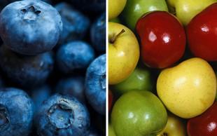 8 živil za vitko linijo in 8 živil, s katerimi jih lahko zamenjamo