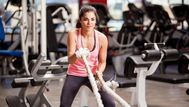 Kako ugotoviti, kdaj telovadite dovolj intenzivno? (foto: Shutterstock.com)