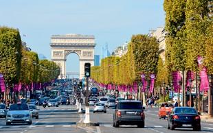 Pariz brez dizelskih avtomobilov