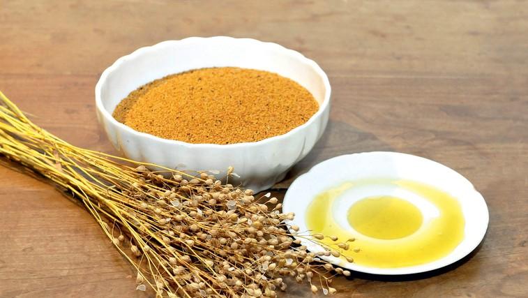 To, kar olja najbolj določa kot koristna za zdravje, se skriva v samo do 2 % snovi, med katerimi so zelo koristni zaščitni rastlinski steroli (fitosteroli) ter v maščobah topni vitamini. (foto: Ivan Merljak)