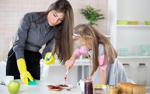 Kako perfekcionizem matere vpliva na razvoj otroka in partnerstvo