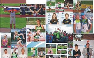 14 atletskih spominov na leto 2014