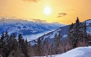 Tirolska, kjer so doma zimske pravljice