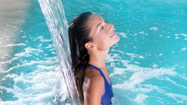 Voda - vir vitalnosti in dobrega počutja (foto: Shutterstock.com)