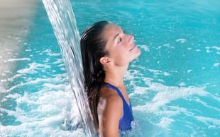 Voda - vir vitalnosti in dobrega počutja