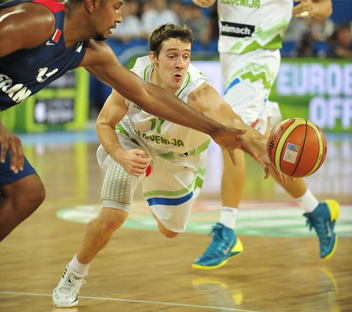 Pomembni košarkarski dogodki v letu 2015