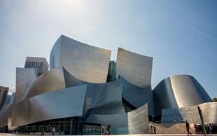 Biser Los Angelesa: Futuristična Disneyjeva koncertna dvorana