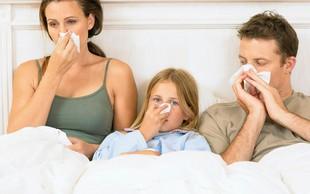 Kako prehlad pozdravite sami - 24-urni načrt