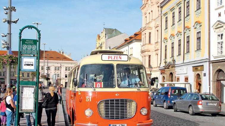 Češki Plzeň, januarja prevzame naziv Kulturna prestolnica Evrope (foto: revija Lisa)