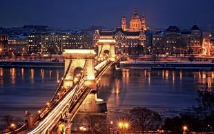 Budimpešta obiskovalce očara z arhitekturo
