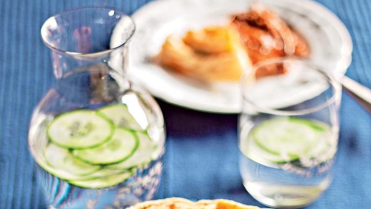 Kolač z mletim mesom in zelenjavo (foto: revija Čarovnija Okusa)