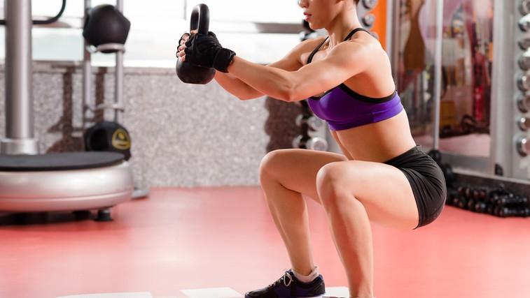 Vaje za čvrsta stegna in vitek pas (foto: Shutterstock.com)