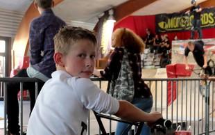 Jaka Remec: Vzhajajoča zvezda BMX tekmovanj v prostem slogu