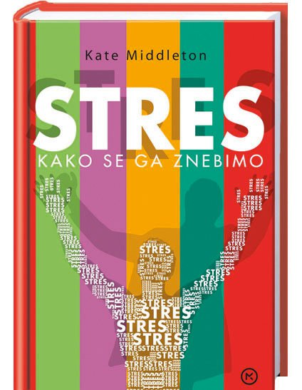 Kate Middleton, Stres - kako se ga znebimo