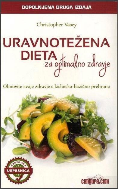 Christopher Vasey, Uravnotežena dieta za optimalno zdravje