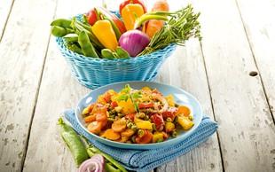 Koliko sadja in zelenjave dnevno bi morali zaužiti