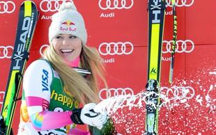 Lindsey Vonn: Vzpon (The Climb), dokumentarni film o neverjetnem povratku prvakinje v smuku