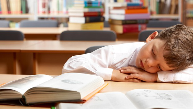 Ali so otroci preobremenjeni (foto: Shutterstock.com)