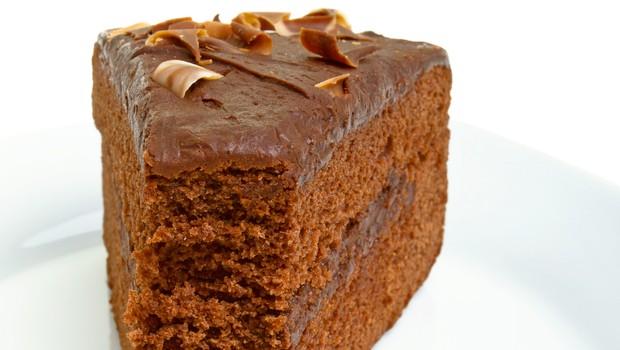 Žlahtna čokoladna torta (foto: Arhiv revije Lisa)