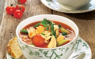 3 odlične juhe, ki vas pogrejejo čez zimo