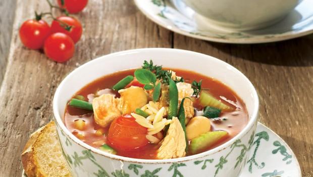 3 odlične juhe, ki vas pogrejejo čez zimo (foto: StockFood)