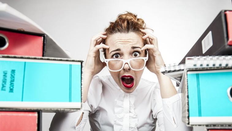 6 enostavnih trikov, kako preprečiti stres v službi (foto: Shutterstock.com)