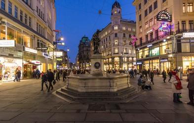 Dunaj - kjer hodita kultura in rajanje z roko v roki