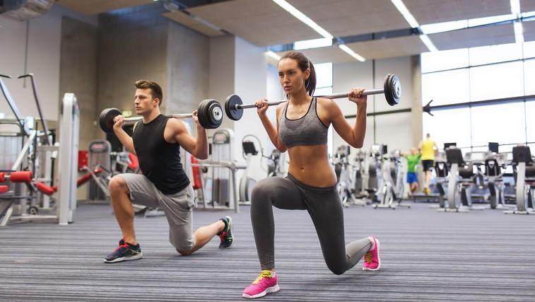 Aktivirajte celotno telo z zgolj eno vajo (foto: Profimedia)