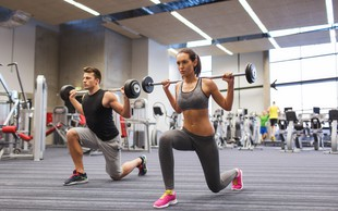 Aktivirajte celotno telo z zgolj eno vajo