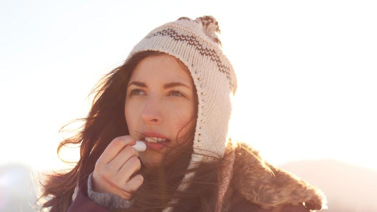 Naravna nega obraza v mrzlih dneh (foto: Shutterstock.com)