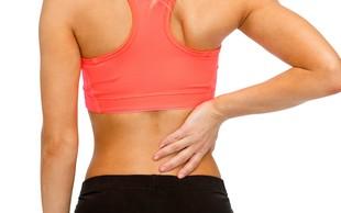 Kako lahko na dolgi rok okrepite svoj hrbet