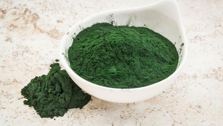 Spirulina - alga, ki krepi imunski sistem in spodbuja izločanje strupenih snovi (foto: Profimedia)